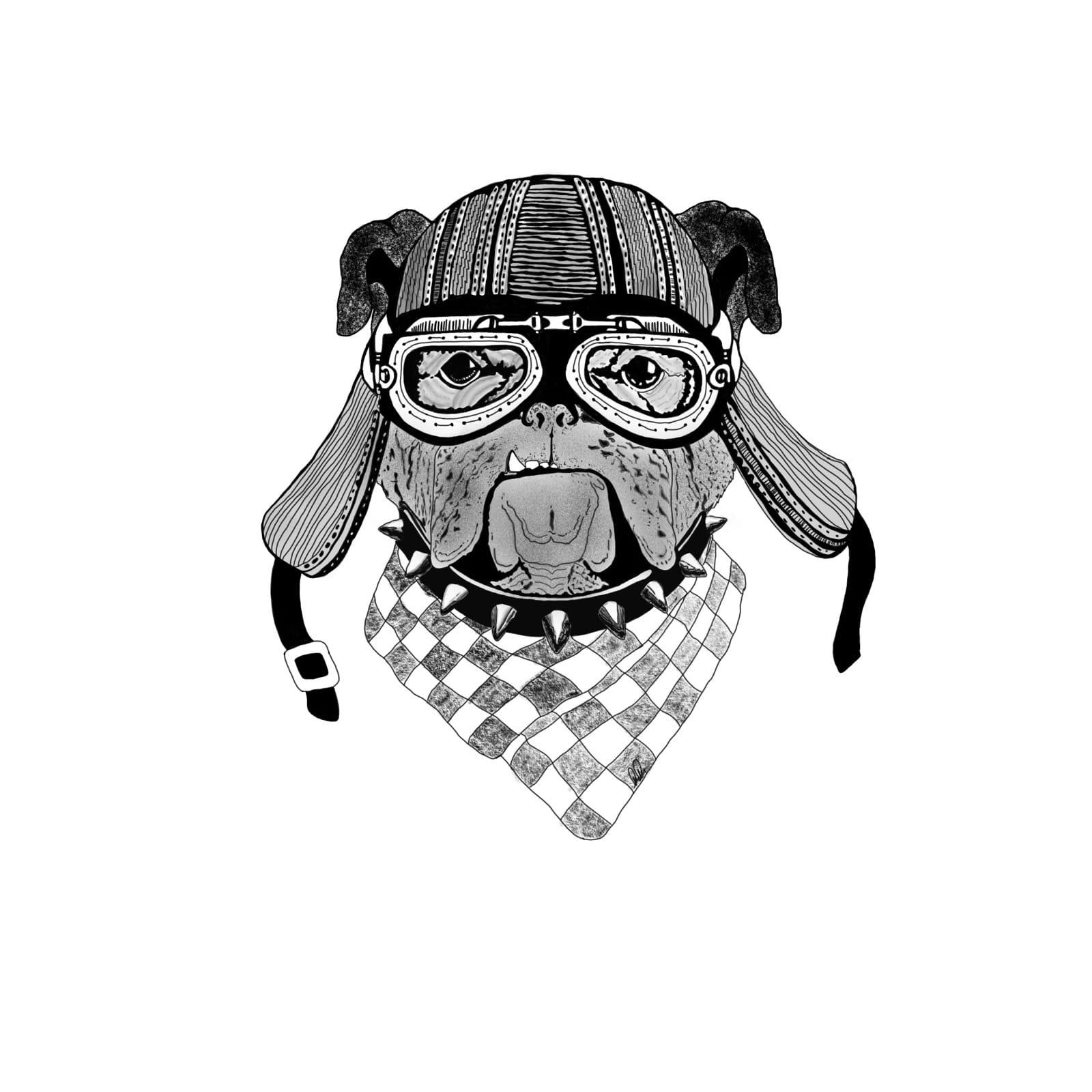 bozzetto-Michela-bulldog